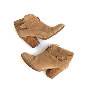 🆕rag & bone Harrow ankle boots suede 38.5